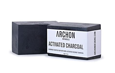 How To Use Charcoal Detox Bar by Activated Charcoal Cleanse Bar Archon Designs
