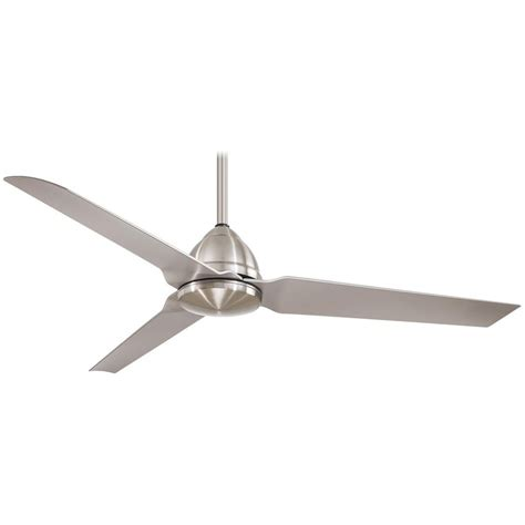 Modern Ceiling Fans by Modern Ceiling Fan In Brushed Nickel Finish F753 Bnw