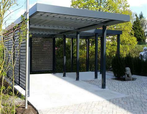 der carport siebau modernes design individuell f 252 r - Siebau Carport