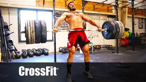 Crossfit Mat by Mathew Fraser Trailers Photos