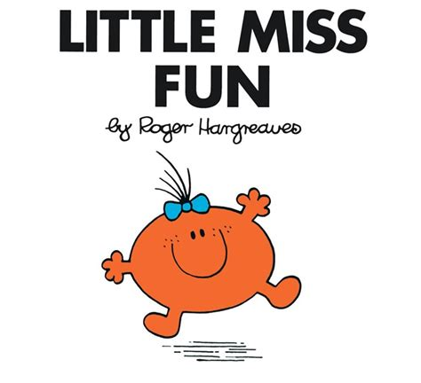 libro mister the men who little miss little miss fun mr men little miss