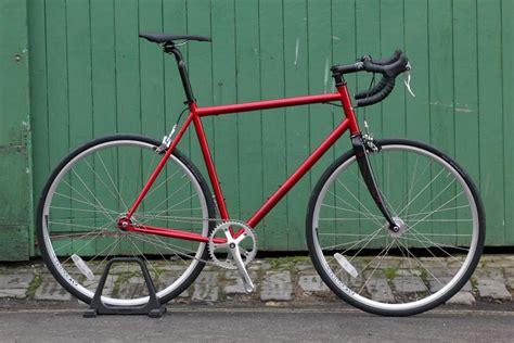 single speed road bike review genesis flyer singlespeed road cc
