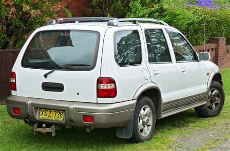 Kia 2000 Model 2000 Kia Sportage Image 5