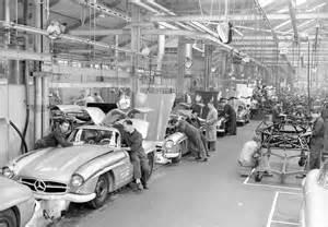 Mercedes Factories Mercedes Sl Klasse 1954 W198 Gullwing Ottority