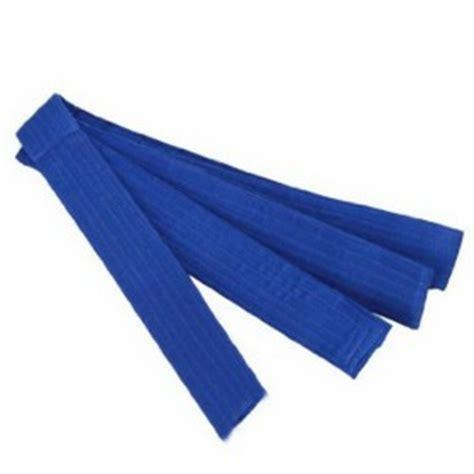 Sabuk Karate Pemula Murah Berkualitas grosir sabuk pencak silat warna biru dunia pusaka sakti