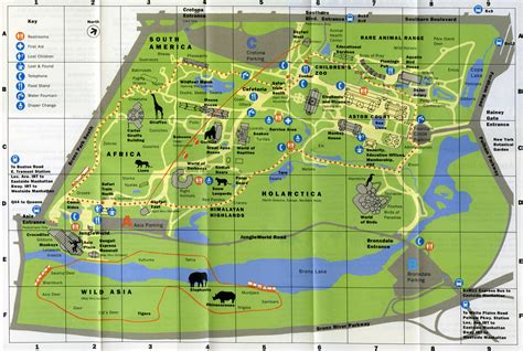 bronx zoo map bronx zoo map www imgkid the image kid has it