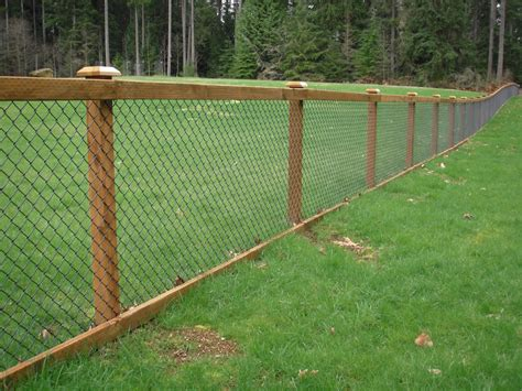 chain link fence chain link fencing in lynnwood wa
