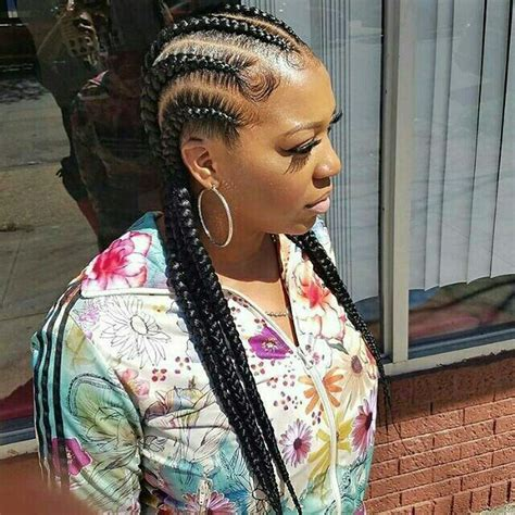 straight back hairstyle 25 best ideas about straight back cornrows on pinterest