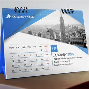 Calendar Design Templates Free Desk Calendar Template 30 Free Psd Ai Indesign Eps