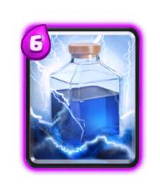 Lightning Card Clash Royale Carte Clash Royale Elenco Completo Supercell Fan