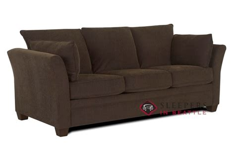 savvy sleeper sofas customize and personalize venice queen fabric sofa by