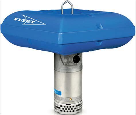 flygt pump flotation modules by xylem