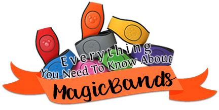 a guide to magicbands | planning for disney