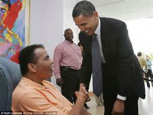 Why Is Obama Still In Office by President Barack Obama Pays Heartfelt Tribute To Muhammad