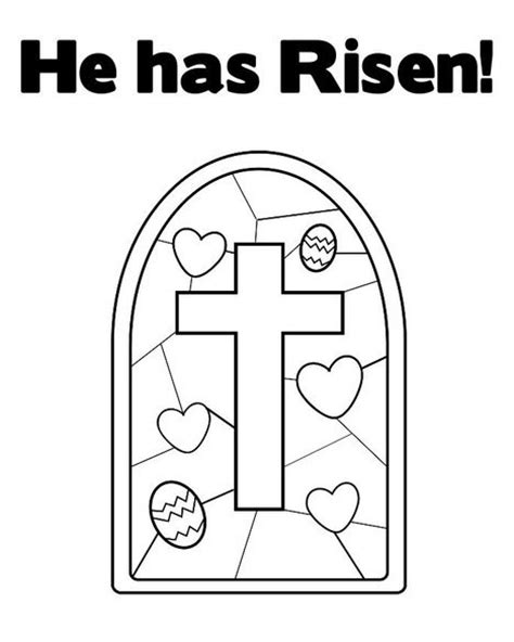 coloring page of jesus risen free coloring pages jesus has risen coloring pages