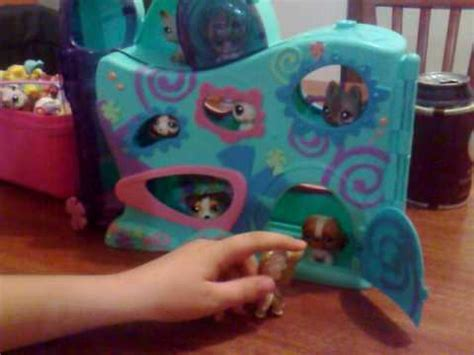 lps haunted house littlest pet shop haunted house youtube