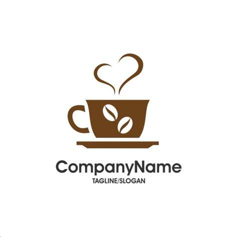design logo cafe creative coffee and cafe logos design vector 04 vector