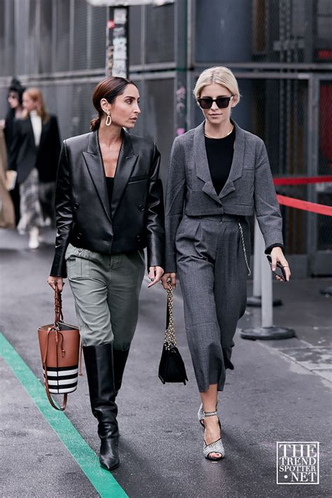 street style  paris fashion week ss