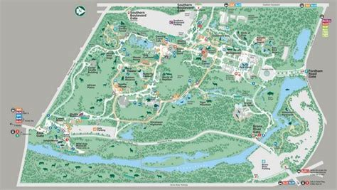 bronx zoo map visiting the bronx zoo tickets coupons savings