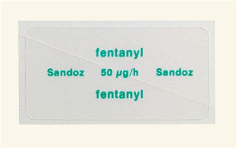 Detoxing Fentanyl by Fentanyl Patch Withdrawal Symptoms How Bureaufreeware
