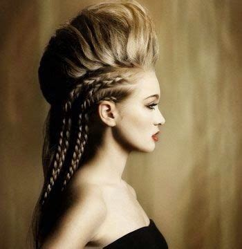 rock and roll hairstyle 10 best images about rock updo on pinterest updo rocks