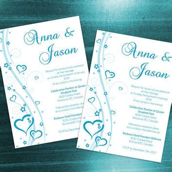 cheap aqua wedding invitations excellent turquoise wedding invitations theruntime