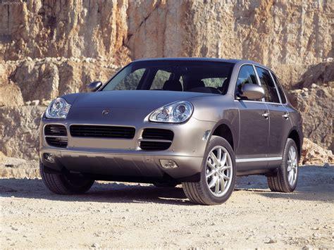 Porsche Cayenne S 2004 by 2004 Cayenne S Porsche Mania