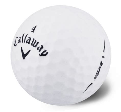 golf ball for 90 mph swing speed 24 callaway speed regime 1 sr1 lake golf balls mint