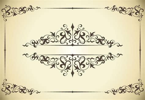 pattern border vector free free patterns vector vector sources