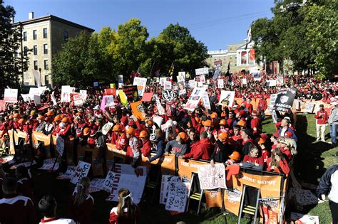 college gameday returns to wisconsin espn mediazone u s