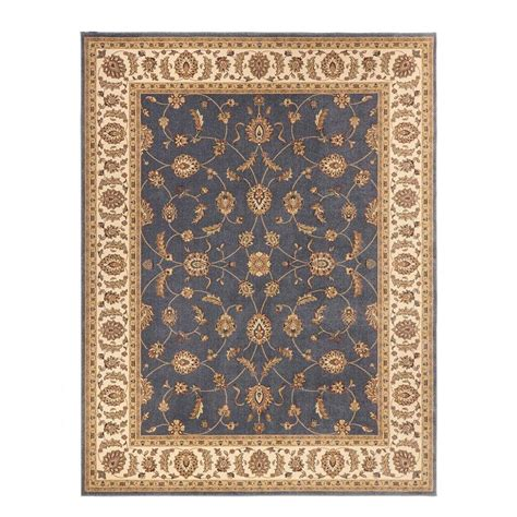 10 foot rugs home decorators collection greyson chestnut 7 ft 10 in x 10 ft area rug 442768 the home depot