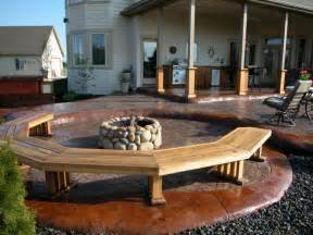 patio designs this patio design features sted