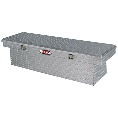delta chion truck tool box delta chion truck tool box delta 70 in aluminum single lid