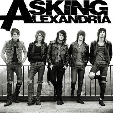 Kaos Asking Alexandria Band Kaos Musik 2 asking alexandria genre metalcore heavy metal electronicore my bands