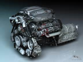 Jaguar Motor 2005 Jaguar S Type R Engine 1920x1440 Wallpaper
