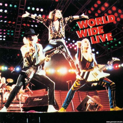 world live scorpions world wide live 1985 rock