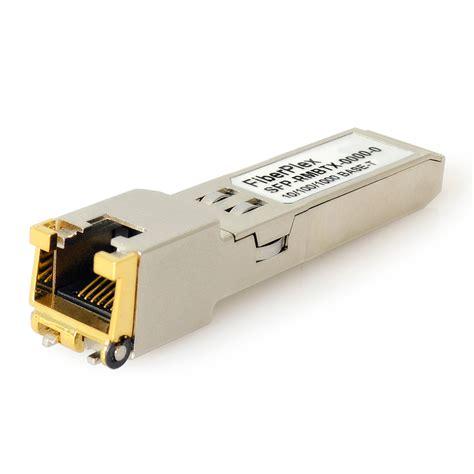 what is sfp fiberplex sfp rtgtx 0000 0 rj45 10 100 1000 base t