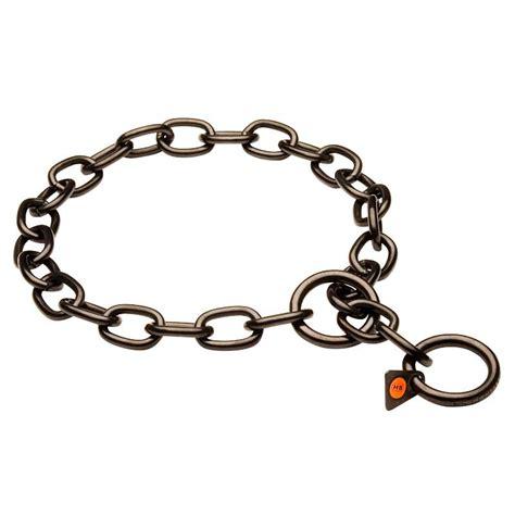 cadena para perro alemana collar alem 225 n cadena de ahorque solidez hs15