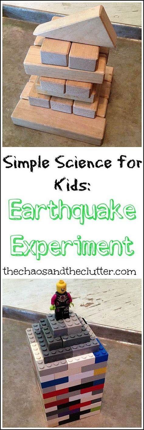 earthquake experiments 25 summer science activities for kids the purposeful mom