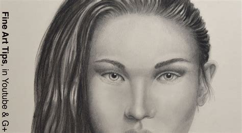 Drawing Realistic Faces by How To Draw A Realistic