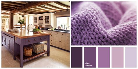 Kitchen Cabinets Backsplash by 23 Inspirational Purple Interior Designs You Must See
