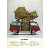 The 20 Best Volkswagen Ads From Their 1960s Campaign