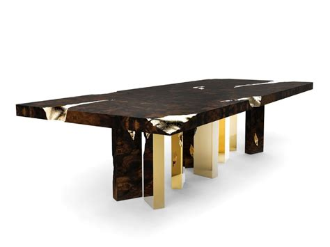 Modern Dining Table Designs Discover The Best Modern Dining Tables At Salone