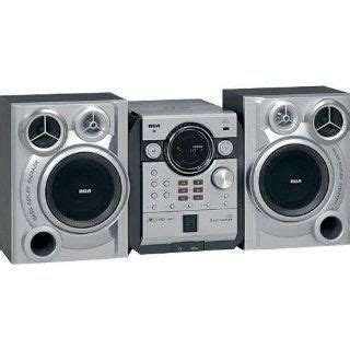 5 Cd Stereo Shelf System by Rca Rs22162 5 Disc Cd Audio System 5 Cd Changer Shelf