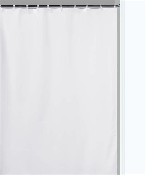 White Chenille Shower Curtain by Creative Bath Chenille Shower Curtain White