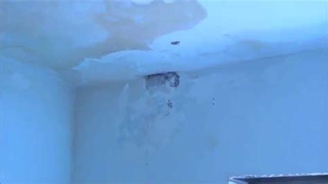 infiltrazioni soffitto umidit 224 muffe parte 1 infiltrazione d acqua
