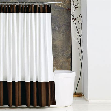 Cool Shower Curtains Cotton Shower Curtain To Enhance Your Bathroom Master Home Builder