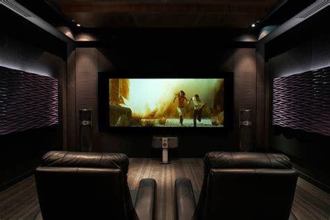 Design Modern Home Theater Reference Home Theater Modern Home Theater Montreal By Proscenium