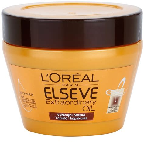 Loreal Hair Mask l or 201 al elseve extraordinary mask for hair