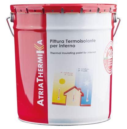 pittura termoisolante per interni atriathermika pittura termoisolante per interni atria